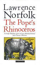 Pope's Rhinoceros, Lawrence Norfolk