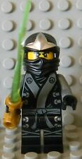 LEGO NINJAGO: KIMONO COLE & ELEMENTAL EARTH BLADE, BLADE, 70502 2013 SERIES. NEW