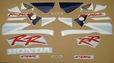 cbr 954rr 2003 complete decals stickers graphics kit set fireblade SC50 labels