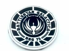 Battlestar Galactica BSG 75 Officer PVC Airsoft Patch