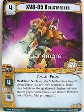 Warhammer 40000 Conquest LCG - 1x #016 XV8-05 Vollstrecker - Dschungel von Necta