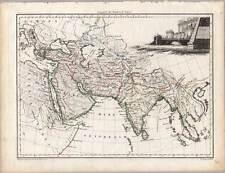 Asien-Arabien-Indien-Thailand-Siam - Karte-Map 1812 Asie Ancienne