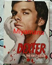 DEXTER - THE FIRST SEASON (DVD 2007) Based on the compelling novel. Best TV Show