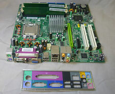 Acer PC 915M08-G-8KS-EX1 Socket 775 Motherboard With I/O Plate - 512MB RAM & CPU
