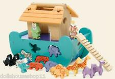 LE PETIT ARK  TRADITIONAL WOODEN NOAH'S ARK BY LE TOY VAN