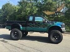 Ford: F-250 Supercab 142