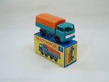 Matchbox Lesney # 1 Mercedes Truck neuf/boîte (#MBB)