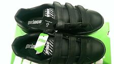brand new PRINCE CLASSIC Black/Silver mens trainers RRP £55 UK size 11