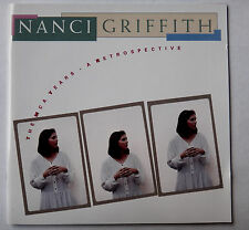 Nanci Griffith the MCA years a retrospective CD
