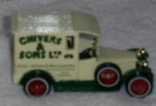 MATCHBOX MODELS OF YESTERDAY Y5 1927 TALBOT VAN MINT TRUCK