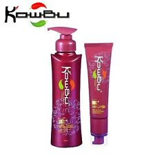 Best Natural Set Kowbu Shampoo Hair Tonic Stimulation Hair Loss Regrowth + Serum