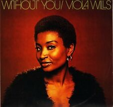 VIOLA WILLS without you CR 30179 uk charly records LP PS EX/EX