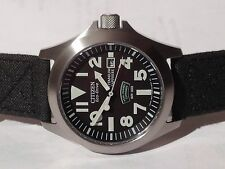 CITIZEN Commando Titanium Super Tough BN0110-06E  rrp £299
