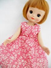 "Pink Doll Dress For Tonner 8"" Tiny Betsy McCall"