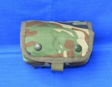 Bulgarian Army Camouflage Tactical Modular Web Gear POUCH #2