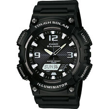 CASIO AQ-S810W-1A AQ-S810W-1AVEF ORIGINAL NERO TOUGH SOLARE