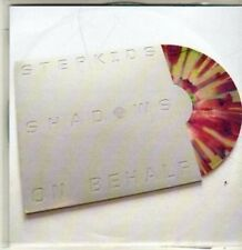 (BR637) The Stepkids, Shadows On Behalf - DJ CD