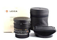 Leica Elmarit R 1:2.8/19mm V2 ROM Boxed 11329   Mint