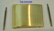 New Watch Band EXTENDER for LARGER WRISTS in Gold Plated-Free Shipping