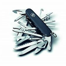 Swiss Army Original Knife, Swisschamp, Black, Victorinox 53503, New In Box