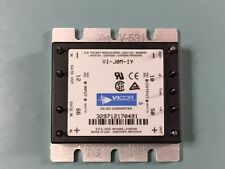 NEW Vicor VI-J0M-IY  12VDC IN TO 10VDC OUT HALF BRICK DC/DC CONVERTER