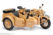 """Zündapp KS 750 """"Afrikakorps"""", Schuco Motorrad Modell 1:10, Art.450661400"""