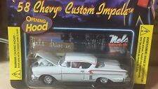 AMERICAN GRAFFITI 1958 CHEVY CUSTOM IMPALA 1/64 REVELL COLLECTIBLE