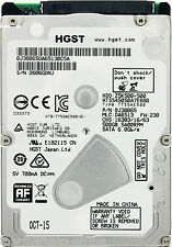 "HARD DISK HDD HD INTERNO 500GB SATA 2,5"" HITACHI HGST 500GB X NOTEBOOK 0J38065"