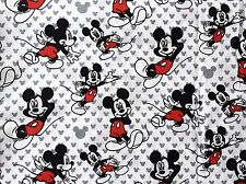 FQ DISNEY MICKEY MOUSE  FABRIC RETRO CHARACTER