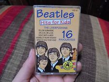 THE LIVERPUDIANS_Beatles Hits For Kids_used cassette_ships from AUS!_zz12_LC