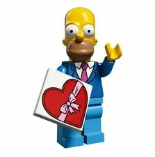 LEGO Simpsons Minifigure - 2015 Series 2  - 71009 - Homer in his best suit