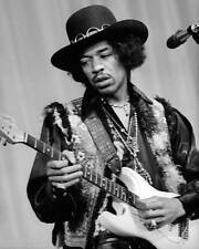 Jimi Hendrix 8x10 Photo 001