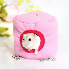 Bed Small Cage Hammock Toys Rat Parrot House Hanging Nest Hamster Cage Pet