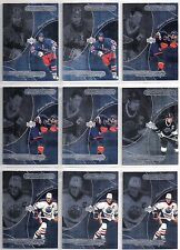Wayne Gretzky 1999-00 Upper Deck 10-card Ovation Center Stage Hockey Insert Lot