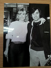 Org Press Photo- GEORGE BEST Manchester Utd Player- On his way to San Jose Eart
