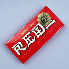NEW BONES SUPER REDS SKATEBOARD BEARINGS - SUPER DEAL FREE SHIPPING