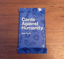 Cards Against Humanity - Jew Pack - Expansion Set 30 Cards Sealed New