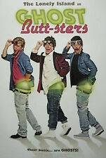 "The Lonely Island, Presents; Ghost Butt-Sters, 27"" X 40"" Poster, New, in Tube"