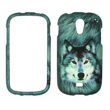 Snow Wolf Samsung Galaxy Light T-399  Cover Case Hard Phone