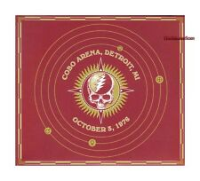 Grateful Dead 30 Trips Around the Sun 10/3/76 1976 Cobo Arena Detroit NEW 3 CD's