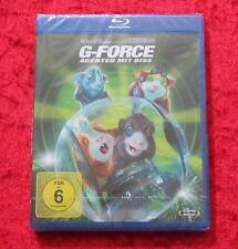 G-Force Agenten mit Biss, Walt Disney Blu-Ray, Neu
