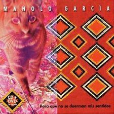 NEW - Para Que No Se Duerman Mis Sentimientos by Garcia, Manolo