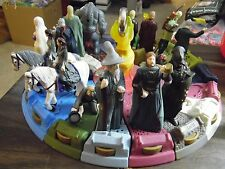 Lot of Lord Of The Rings Circle of Fire Burger King Toys plus lots of extras