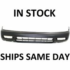 NEW Primered - Front Bumper Cover Replacement For 1994 1995 Honda Accord 4 cyl