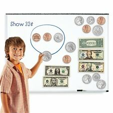 Learning Resources Double-sided Magnetic Money - Theme/subject: Learning - Skill