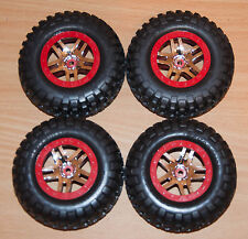 Traxxas 1/10 Slash 4x4 BF Goodrich Tires S1 Soft Racing Compound Tires NEW