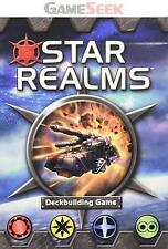 STAR REALMS - GAMES/PUZZLES BOARD GAMES BRAND NEW FREE DELIVERY