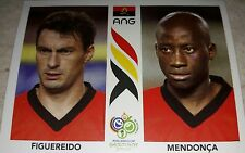 FIGURINA CALCIATORI PANINI GERMANY 2006 ANGOLA 307 ALBUM 06