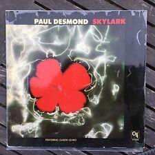 Paul Desmond - Skylark - CTI 6039 - Vinyl
