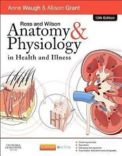 Ross and Wilson Anatomy and Physiology in Health and Illness 12th Int'l Edition